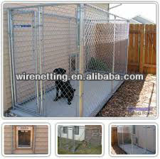 dog kennel wire mesh fence ( factory )