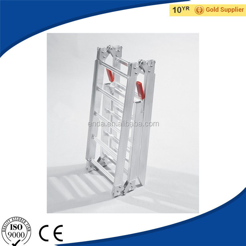 Factory Direct Sale Electric Moto/Bike Ramp, Light Aluminium Ramp for Motorcycle