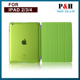 For IPad 2 3 4 Leather Case With 4 Folding Case Wholesale