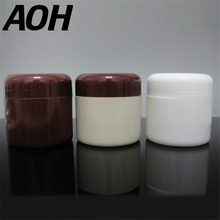 New Wholesale Cheap Colorful Cosmetic Container Plastic 50Ml Cream Jar