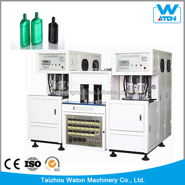 QCS-10A-22 Semi-Automatic Hot Sell 5 Gallon Bottle Producing Machine