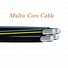 UL854 Multi Core Cable Cross-linked Polyethylene (XLPE) Insulated Underground Service USE-2 AL Cable