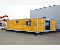 High Quality Prefabricated Floating modified shipping container 40ft
