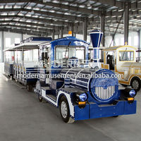 new style trackless tourist train for sale