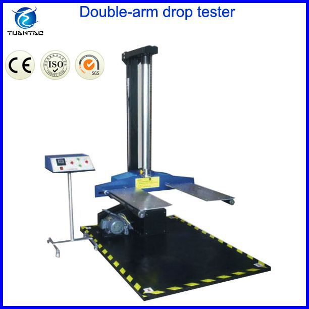 Double Wings Drop Testing Machine for Packaging