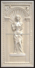 Charming Sandstone Carving Relief Sculpture For Decoration, Sandstone Building Decoration Relief