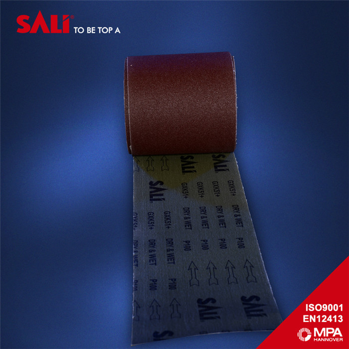 High Quality Metal Polishing Abrasive Cloth Jumbo Paper