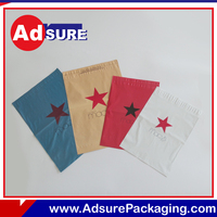 Satchel Delivery Bag/Parcel Courier Packaging/Recyclable Courier Bags Custom Logo