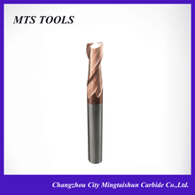 solid carbide milling cutters 14mm straight shank 2 flute end mill