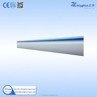 High performance aluminum handrail for disable