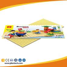 WANGE cheap sale constructor building blocks with base plate