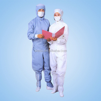 Antistatic Clothing ESD Smock/ESD Garment, esd working cloth