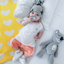 2018 OEM Comfortable Lovely Wear Newborn Baby Clothing