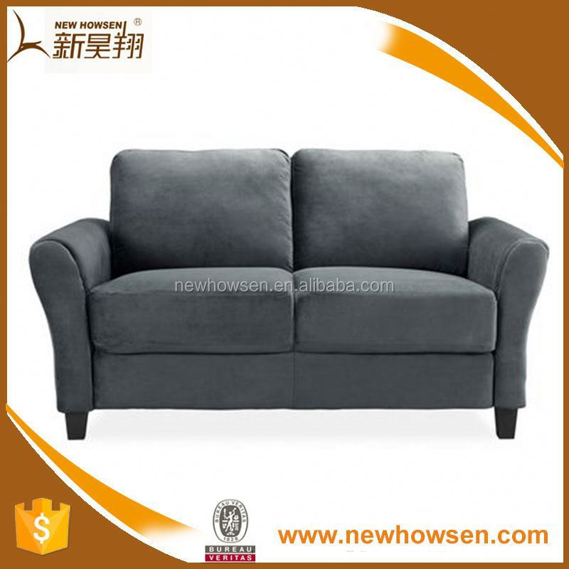 Commercial Furniture Europe Aviator Leather Modern Home Furniture Sectional Sofa