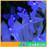 Newest outdoor holiday christmas solar string lights