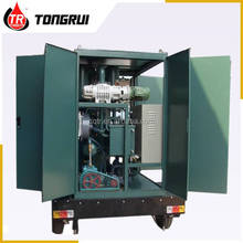 ZJA Series High Quality used transformer oil regeneration machine