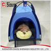 Pop Up pet Camping Tents, 600D Polyester Pet Tents