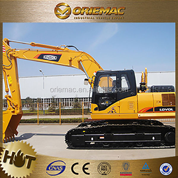 Foton Lovol micro long boom excavator for sale (FR45 )