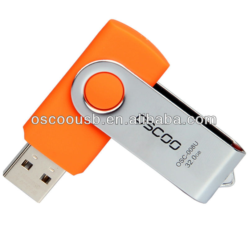 Oscoo Manufacturer Swivel 16Gb Usb Flash Memory For Pc