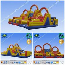 Fun Games New Products for 2012 Sports Obstacle Course