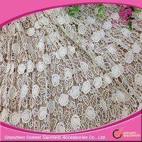 China Supplier Fashionable New Arrival Latest Design Saree Embroidery Lace