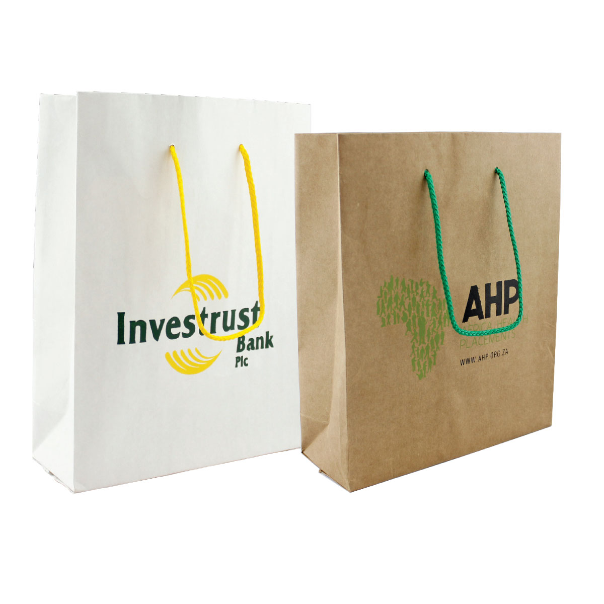 A4 small carrier bag