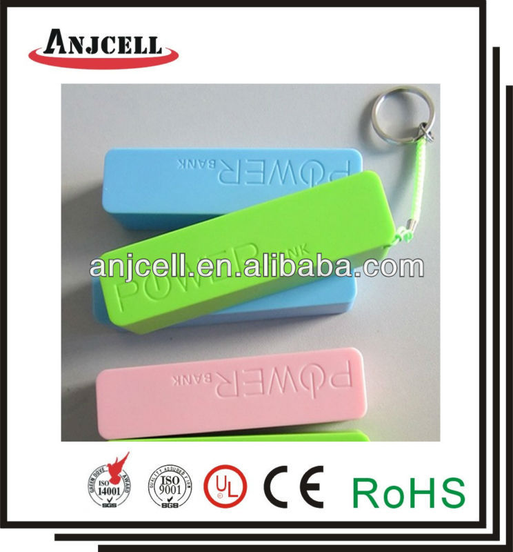 emergency battery for iphone/Mp3/pad/tablet,2200mah power bank seastar style,2200mah power bank with package