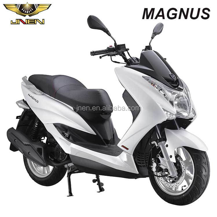 MAGNUS 125CC TMAX 530 NMAX MAJESTY Newest Design Super Power Gas Motorcycle Motorbike Scooter with EEC DOT