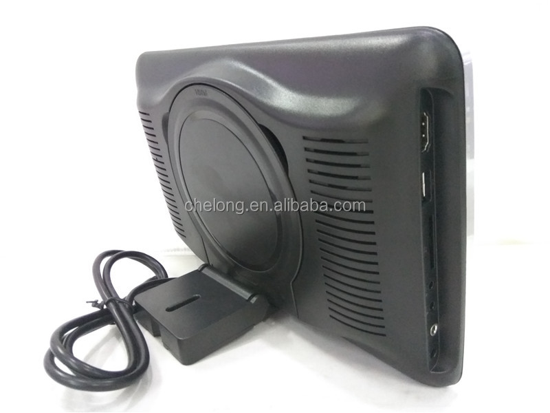10.1 inch headrest DVD Player HDMI SD,FM,USB OEM FACTORY