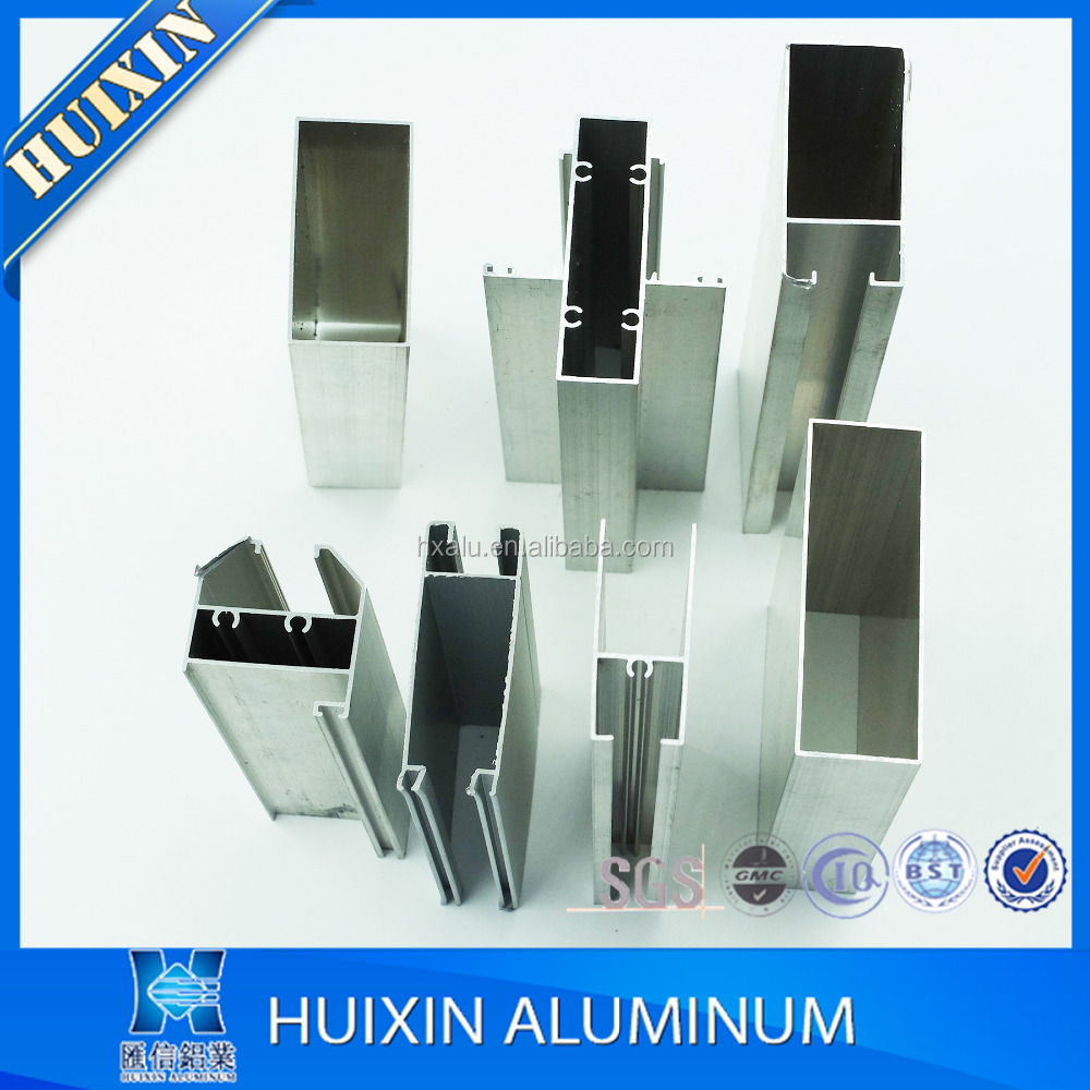 New products aluminum alloy profile aluminum window frame extrusion