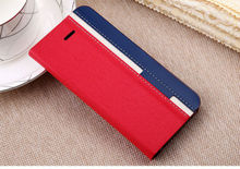 2014 China New Product Card Holder Leather Wallet Case For Samsung S5MINI/S5ZOOM/C1158/G386F/G355H/CORE 2