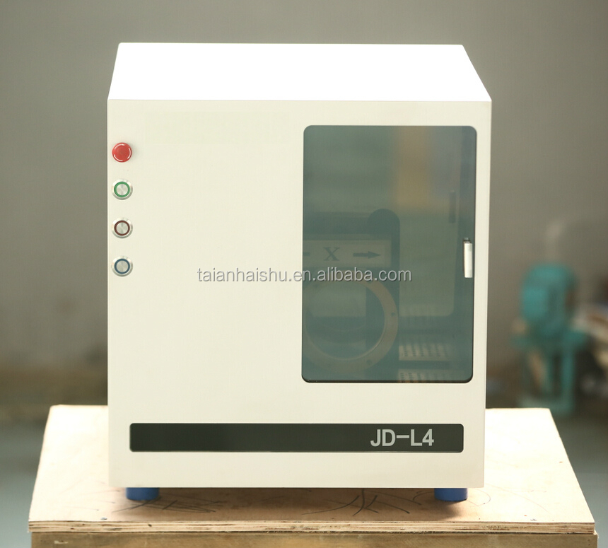 JD-L4 Dental CAD/CAM MIlling Machine for Titanium fresadora cnc 5 ejes
