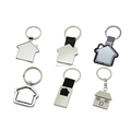 10,000+ Designs Keychain Maker Wholesale Own Logo, Shape Blank Keychain Custom