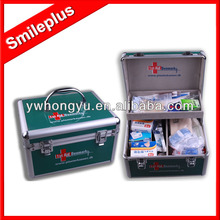 2017 Top Quality Aluminum alloy medical first aid kit