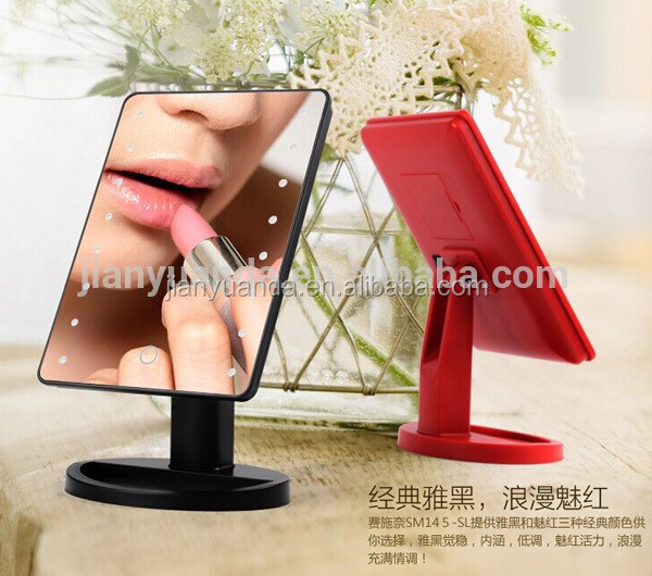 Illuminated Hollywood Style Hollywood Makeup Mirror / Dressing Table Mirror  With Led Lights   Buy Hollywood Makeup Mirror,Hollywood Style Makeup Mirror  With ...