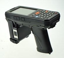 PDA the latest generation of mobile data acquisition terminals rugged for extreme environment