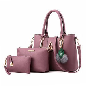 c553f92ab8ba 3 Flowers Leather Handbag Wholesale