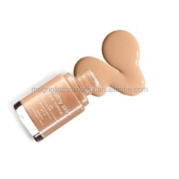Cosmetics Healthy Skin Liquid Foundation Make up