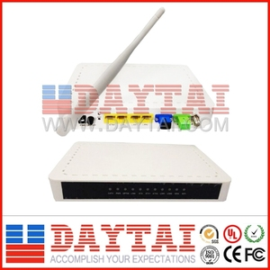 Manufacturer GEPON EPON Dual Fiber ONU WIFI ONU for sale