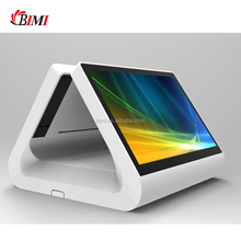 Bimi High Quality Pos Manufacturer 12 Inch All In One Pos Touch Monitor Cash Register