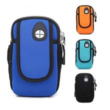 quality neoprene sport armband case running pouch for iphone 6 low price