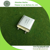 673641 3.7v 1100mah li-ion battery pack for sale