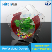 Good Quality Eco-Friendly Acrylic Fish Tank Display Stand