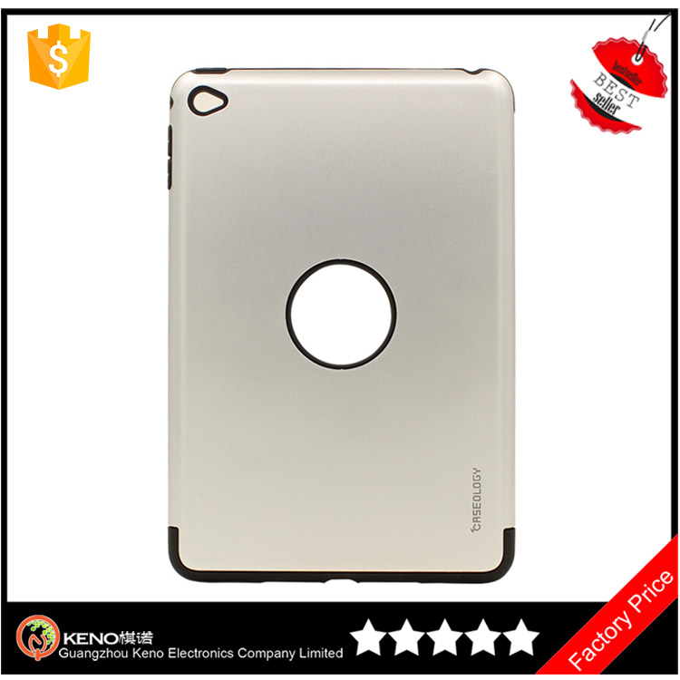 Beautiful phone cover for ipad mini 4 good quality Hybird wholesale china factory