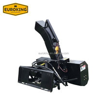 China Professional skid steer PTO driven Snow blower