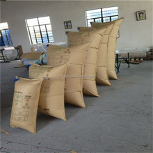 Inflatable airbag for Container Kraft paper Air Bag For Cargo Shipping