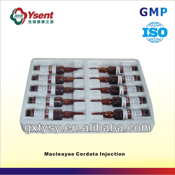 New Importer Veterinary Capsules for Macleayae Cordata Injection