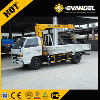 XCMG SQ2SK2Q 2 Ton Mini Telescopic Boom Truck Mounted Crane Manufacturer