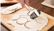 Stainless Steel Cooking Circle Dumpling Mould Tool