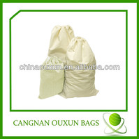 China Wholesale muslin fabric drawstring cotton bag